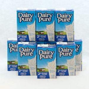 boxed milk